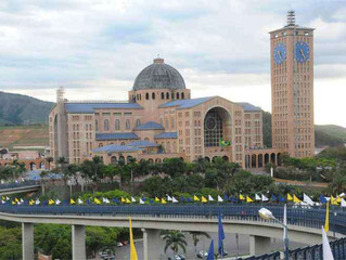 Turismo religioso movimenta e esquenta a economia brasileira