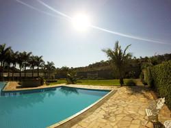 piscina - sítio de aluguel