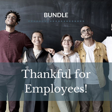 Giving Thanks to Employees