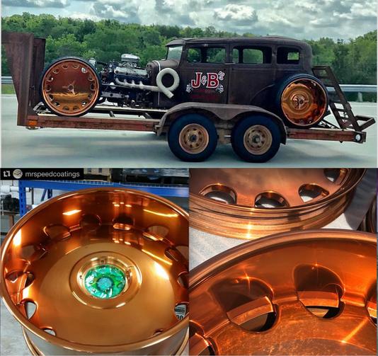 Brian's Motorsports - Trasparent Copper