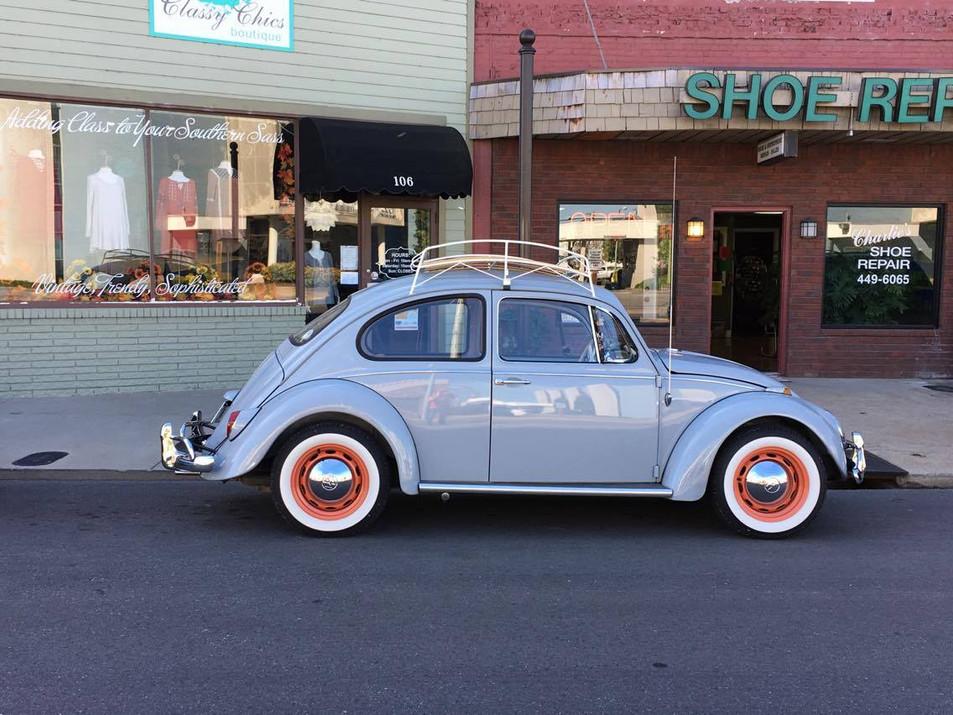 Vintage Bug Wheels