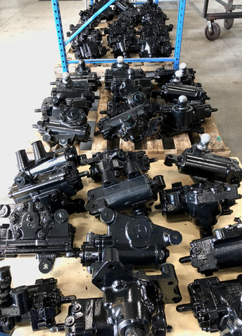 Production Run - Semi-Gloss Black