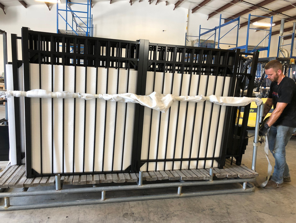 Production Fencing