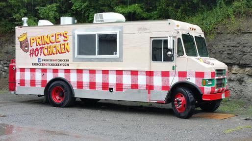 Prince's Hot Chicken Truck - Wheels & Bu