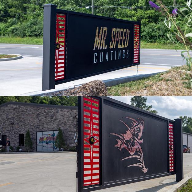 Sumner County Ornamental Build - Mr. Spe