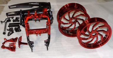 Hayabusa Motorcycle Parts