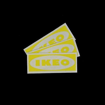 IKEO - Decals