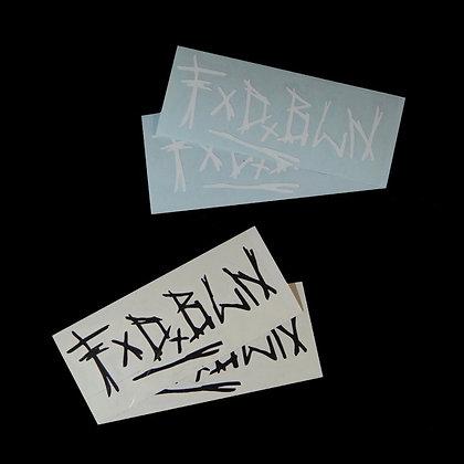 FxD.BLN - Decals