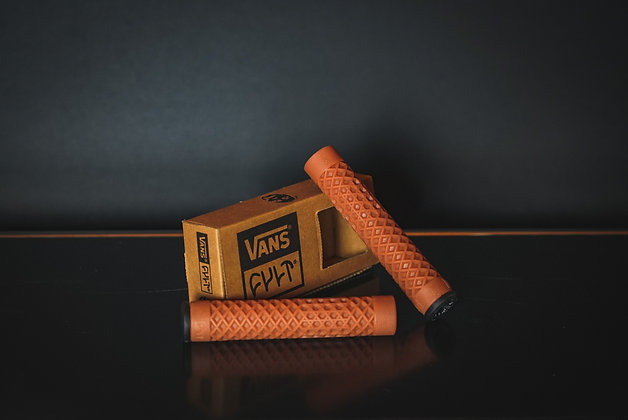 Cult VANS WAFFLE Grips gum without Flansch Made by ODI