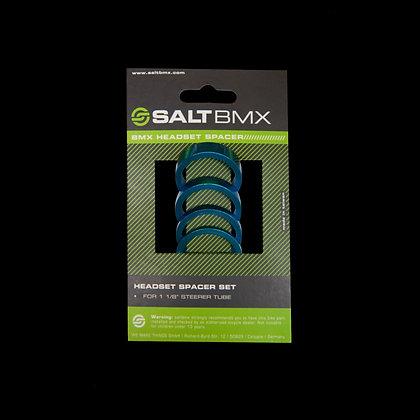 Salt HEADSET SPACER Set  3mm, 5mm, 8mm & 10mm