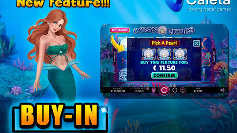 Caleta Announces New Buy-in Feature To Boost Player Engagement