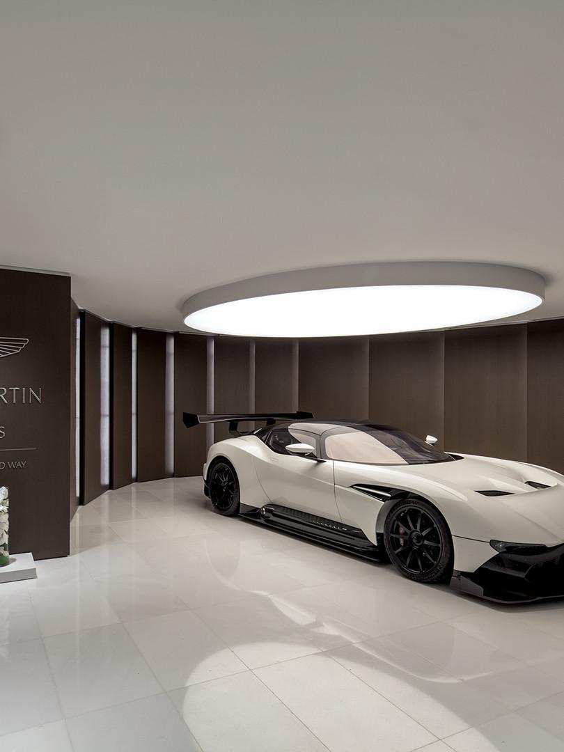 Aston Martin Residences Lobby