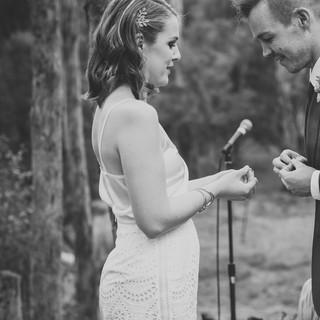 Kate & Banjo's wedding