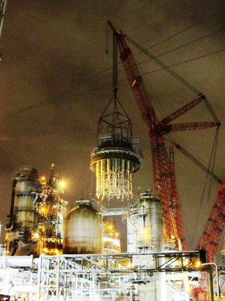 Regen Head-Lyondell Houston Refinery-02-