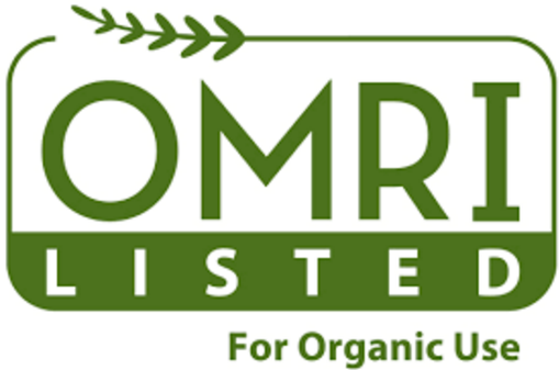 Organic Products Available