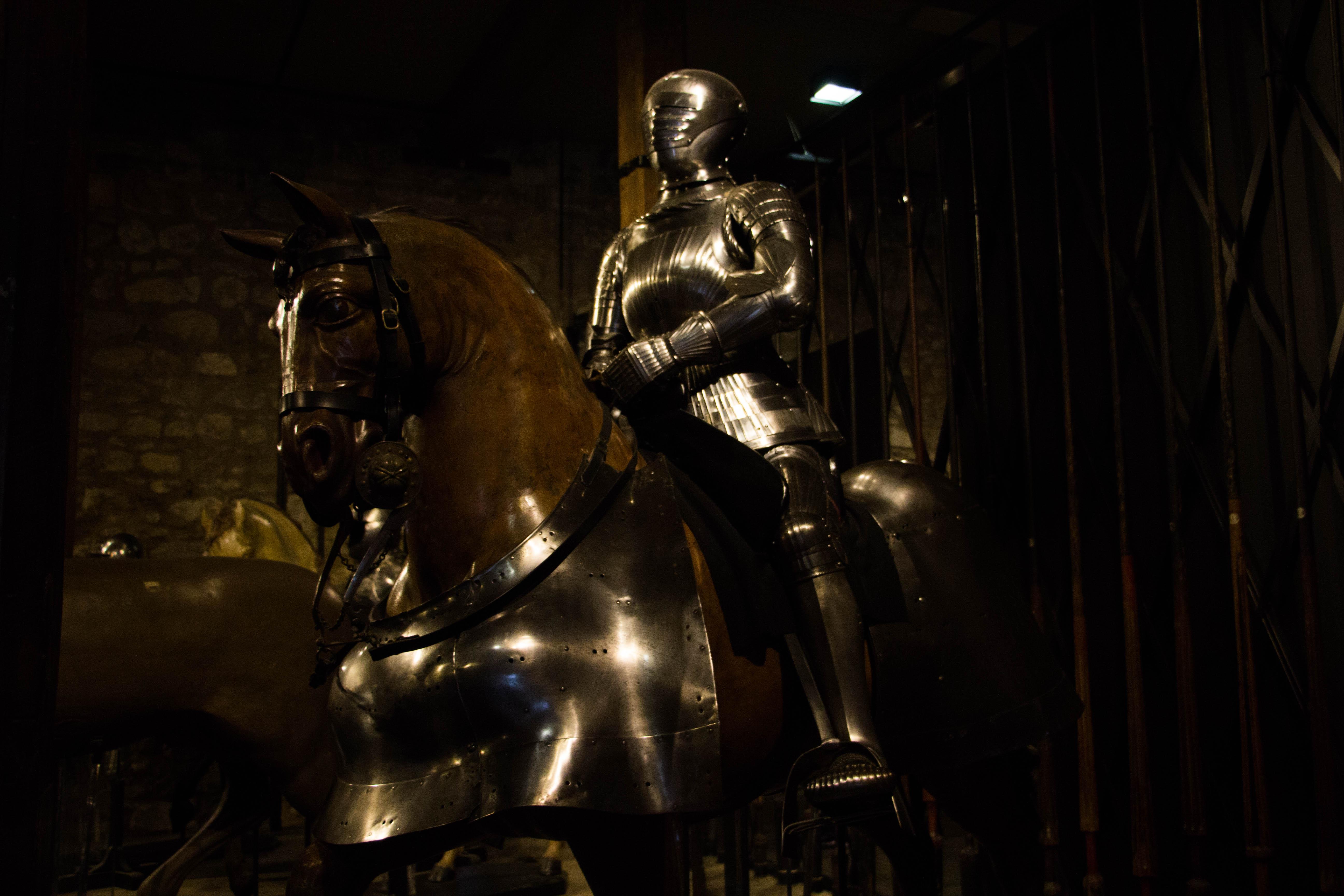 Knight in Shiny Armor