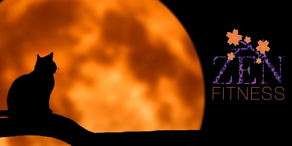 Full Moon Yoga - Halloween 🎃