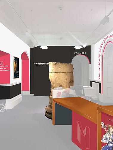 Museum of Gloucester Atrium 2