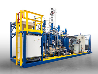 BC Research Commissions Pilot Plant at International Industrial Site