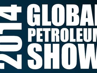 BCRI attending Global Petroleum Show 2014