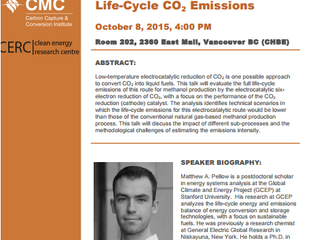 BC Research attending CCCI seminar