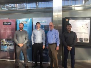 NORAM Engineering & B.C Research Establish Strong LignoForce™ Presence at the 1st PAPTAC Interna