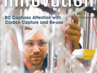 BC Captures Attention with Carbon Capture and Re-Use