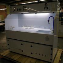 FM-4910 Plastic Wet Bench