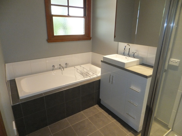 Bathroom renovation in Mt Evelyn