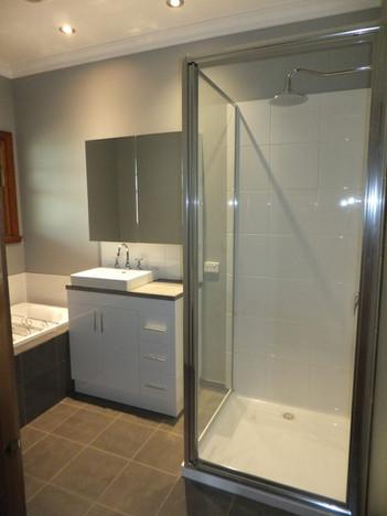 Bathroom renovation in Mt Evelyn