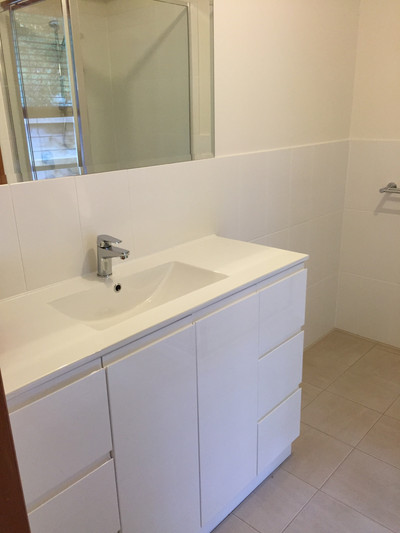 Basin fixture and fittings in Croydon