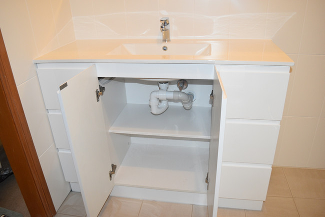 Bathroom renovation in Croydon