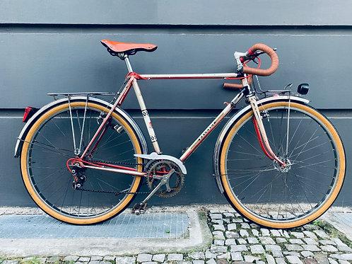 """1950er Vintage Racebike Peugeot 28"""", frame size 57 cm"""