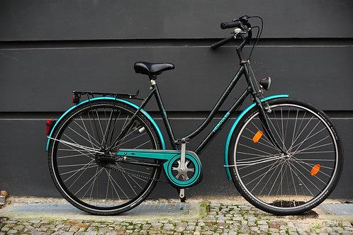 "Citybike HERCULES 28"", 7-speed, frame size 53 cm"