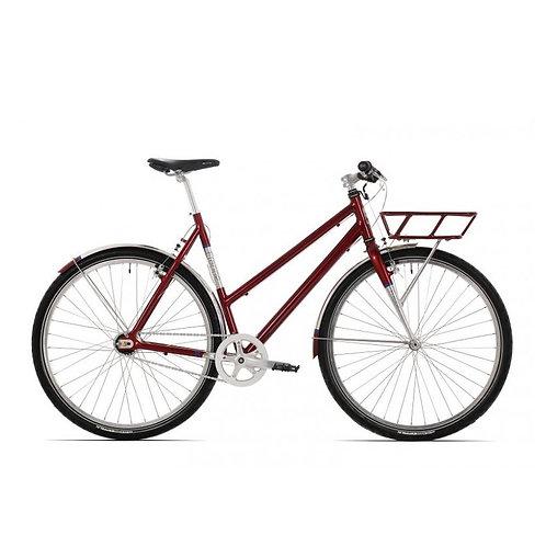 """Frappe Urban Bike,  28"""" FST 300 Alu Women 7-speed, frame size 53 / 56 cm"""