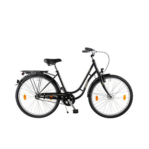 "Citybike BBF ""Oslo"" Women ND - 26"", RH 45 cm, 3-speed"
