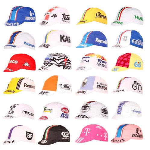 Retro Racing Caps