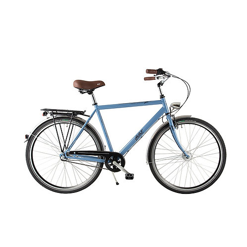 "Touring Bike BBF ""Vaasa"" men 3-speed - 28"", frame size 50 cm"
