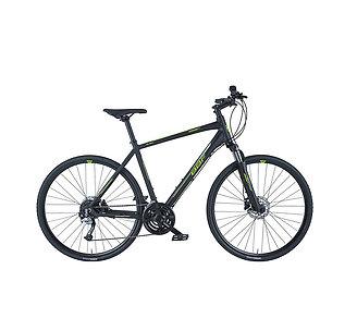 "Crossbike BBF ""Bilbao"" Men 24-Speed - 28"", RH 60 cm"