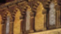 Sinagoga del Tránsito Museo Sefardí. Toledo