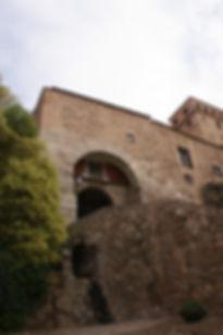 Puerta de Bab-Al-Mardúm. Toledo