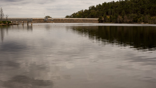 QUIPOLLY WATER PROJECT UNDERWAY