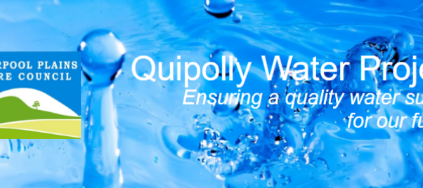An Overview of the Quipolly Water Project