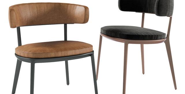 Maxalto Caratos Chairs