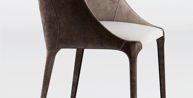 GOLDIE chair Arketipo
