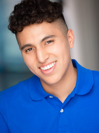 Victor Adame - Commercial Headshot