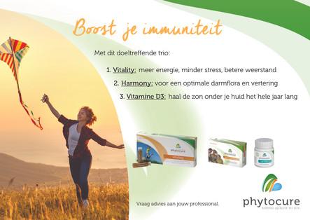 Phytocure-pakket - Boost je immuniteit N