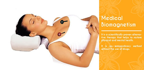 Medical Biomagnetism for restoring physical health