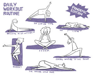 My Daily Workout Routine