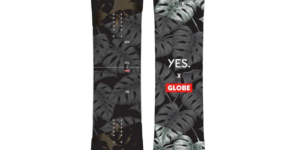 YES X Globe 2019/2020